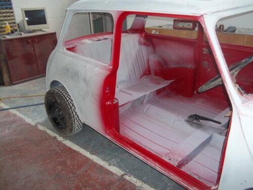 Red Mini 7