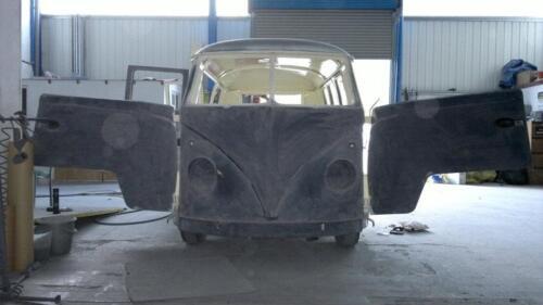 VW Camper Van 10