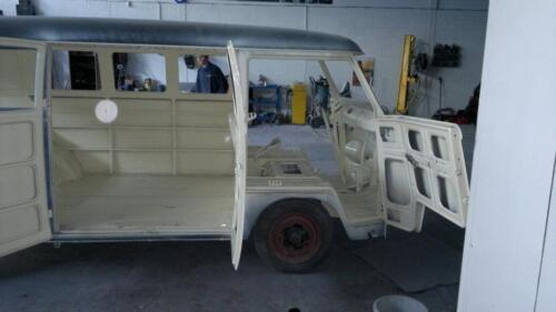 VW Camper Van 11