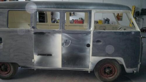 VW Camper Van 15