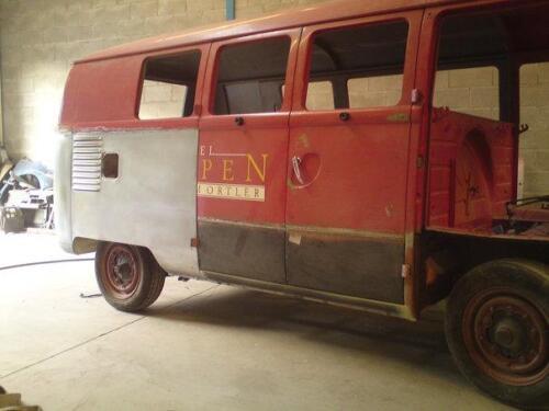 VW Camper Van 21